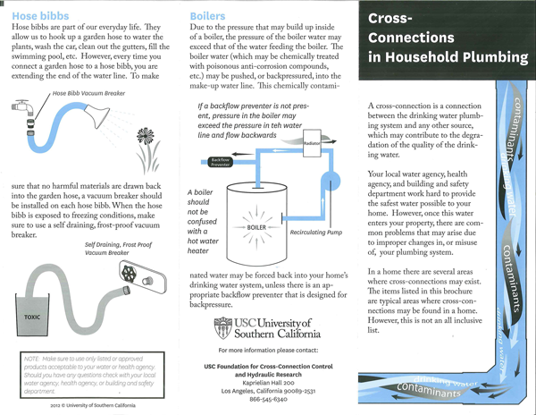 Cross-Connections in Household Plumbing Page 1